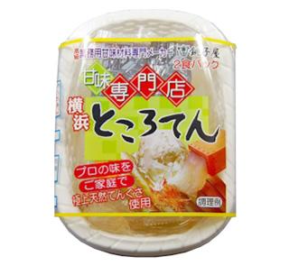 甘味専門店2食 ところてん 酢醤油タレ 390g